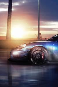 750x1334 Porsche Cayman GT4 X Nissan 180SX 4k