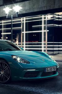 1080x2160 Porsche Cayman S