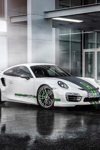 Porsche Custom With Power Kit
