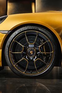 1440x2560 Porsche Exclusive Series Porsche 911 Turbo