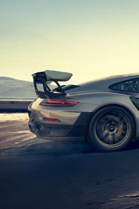 Porsche Gt2 Rs 4k