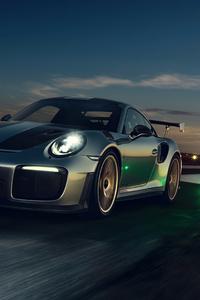 1080x2160 Porsche Gt2 Rs