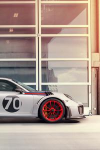 Porsche GT2 RS Martini