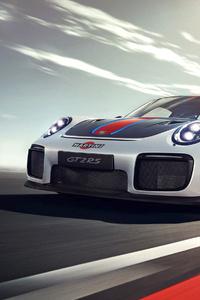 Porsche GT2 RS Track Car 2018