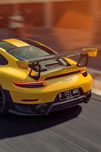 480x800 Porsche Gt2rs 5k