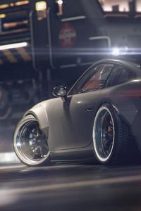 Porsche GT3 911 GT Rear