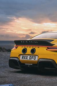 Porsche GT3 911 Rear