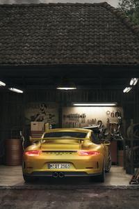 Porsche Gt3 Barn