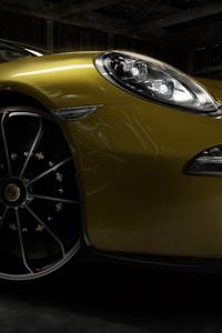 Porsche Gt3 Front 4k