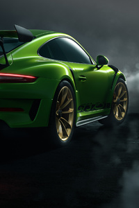 Porsche GT3 RS 2 CGI