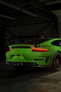 1440x2560 Porsche Gt3 Rs 4k