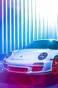 540x960 Porsche GT3RS 4K 2019