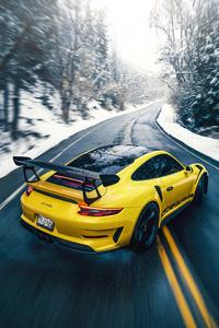 1080x1920 Porsche Gt3rs 5k