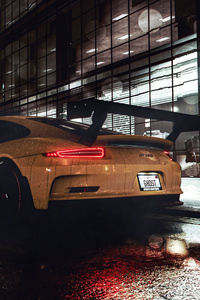 800x1280 Porsche Gt3rs Need For Speed 5k