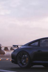 640x960 Porsche Jets