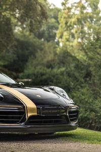 Porsche Manhart TR 700 2019 Front