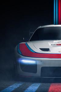 320x480 Porsche Manhart TR 700 2020