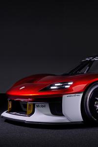 320x480 Porsche Mission R 2021 5k
