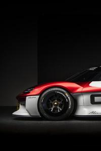 320x480 Porsche Mission R 8k