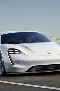 640x960 Porsche Misson E
