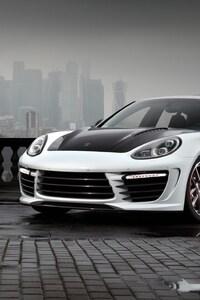 Porsche Panamera Stingray