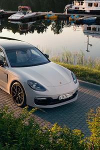 Porsche Panamera Turbo S E Hybrid Sport Turismo