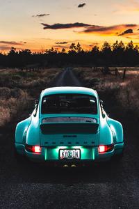 540x960 Porsche Rwb 4k