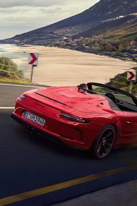 480x854 Porsche Speedster