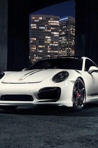 Porsche Vorsteiner Edition