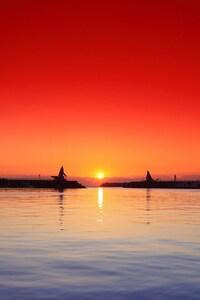 Port Sunset