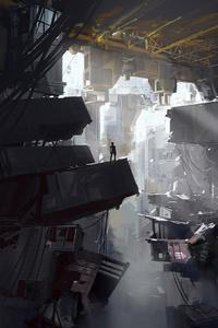 640x960 Portal 2 Steam Concept Art