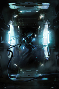480x854 Portal Dayscience Fiction 5k