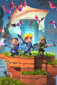 360x640 Portal Knights