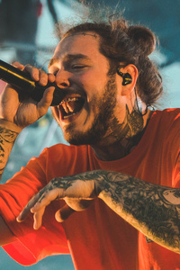 Post Malone Performing Live 4k
