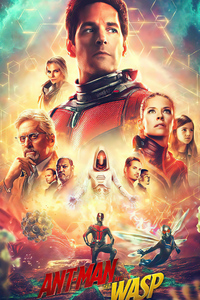2160x3840 Poster Ant Man And The Wasp