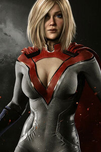 Power Girl Injustice 2