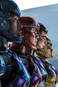 320x480 Power Rangers Cast