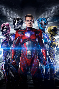 240x320 Power Rangers Heroes