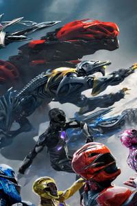 Power Rangers Movie 2017