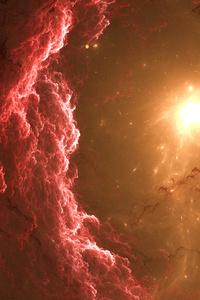 Pre Nova Nebula 4k