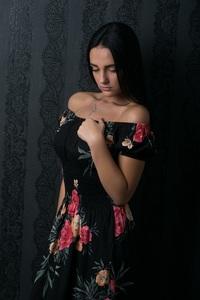 Pretty Model Portrait 4k