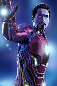 Prime Iron Man Suit