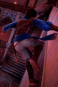 800x1280 Prince Of Persia The Sands Of Time Remake