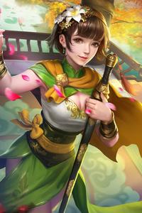 480x854 Princess 4kart