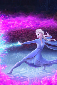 360x640 Princess Ana Frozen 2