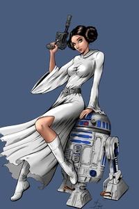 Princess Leia Star Wars 5k