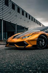1080x2280 Prior Lamborghini Huracan 4k