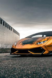 540x960 Prior Lamborghini Huracan 5k