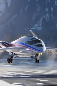 1440x2960 Private Suborbital Jet 4k