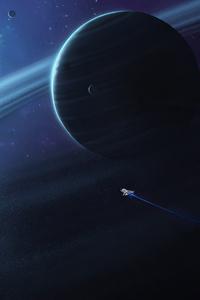 1280x2120 Project Nebula 4k